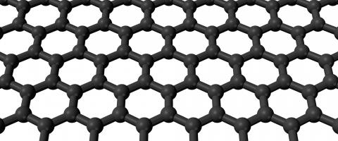 A graphene layer